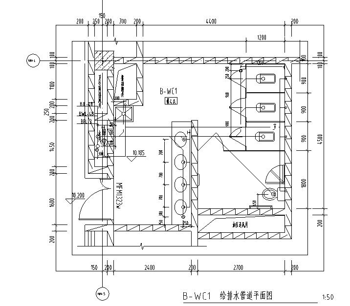 重庆恒大中央广场首期商业建筑、给排水、暖通全套施工图。