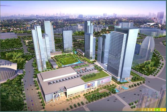 惠州华贸商场购物中心施工组织设计(钢骨混凝土,鲁班奖,共565页)