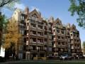 英式风格建筑模型-绿地富强布鲁斯小镇