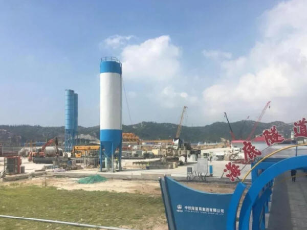 汕头海湾隧道建设稳步推进东线形成12米长主体结构_1