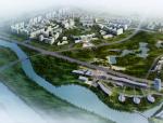 淮安旅游商务中心及生态公园规划办公楼