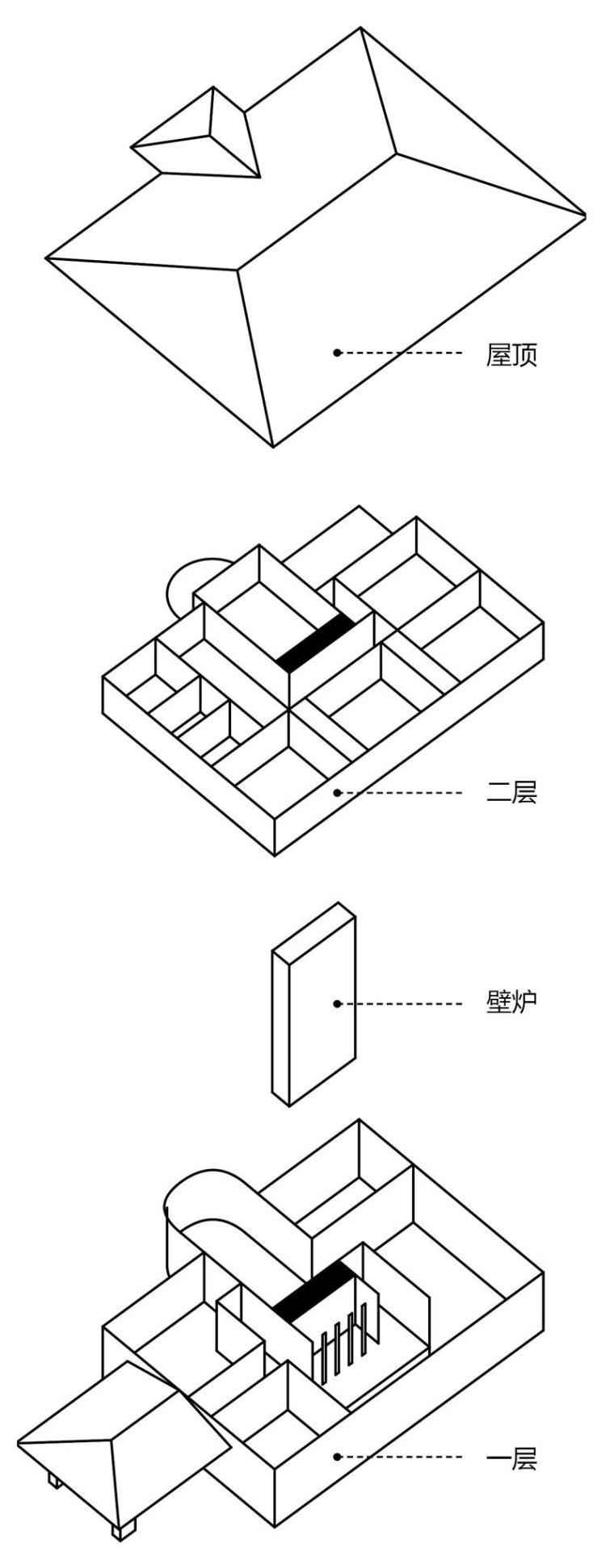 图解赖特建筑设计时期(一)_7