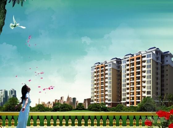 [浙江]6层框架结构住宅楼土建工程量计算及预算书(含施工图纸)