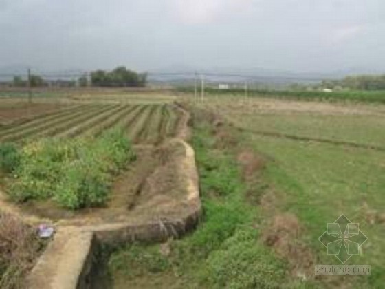 [广东]灌区续建配套节水改造工程水土保持方案报告书