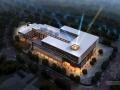 [安徽]大型阶梯式图书馆及纪念馆建筑设计方案文本