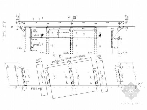 [湖南]预应力混凝土空心板桥工程施工图设计43张(含涵洞)