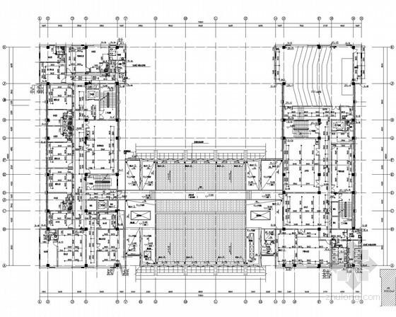[江西]多层综合大楼给排水施工图