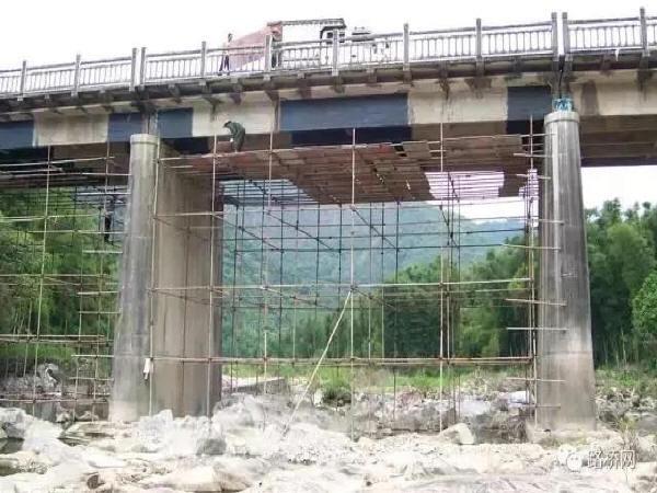 桥梁加固的十种施工方法