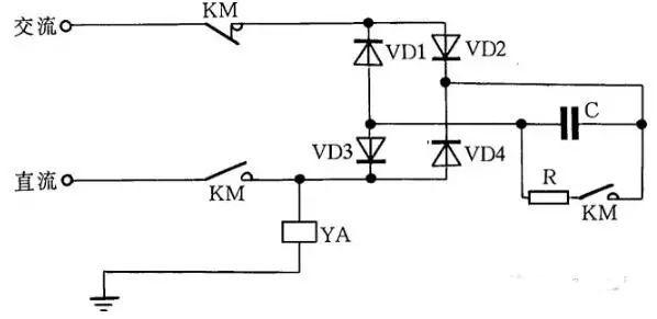 12种常用的电气设备接线图_11