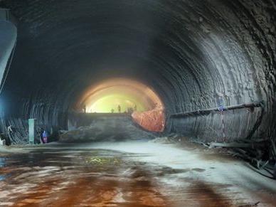 隧洞隧道施工组织设计
