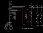 电动单梁行车接线CAD图