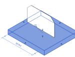 加固板-2斜角