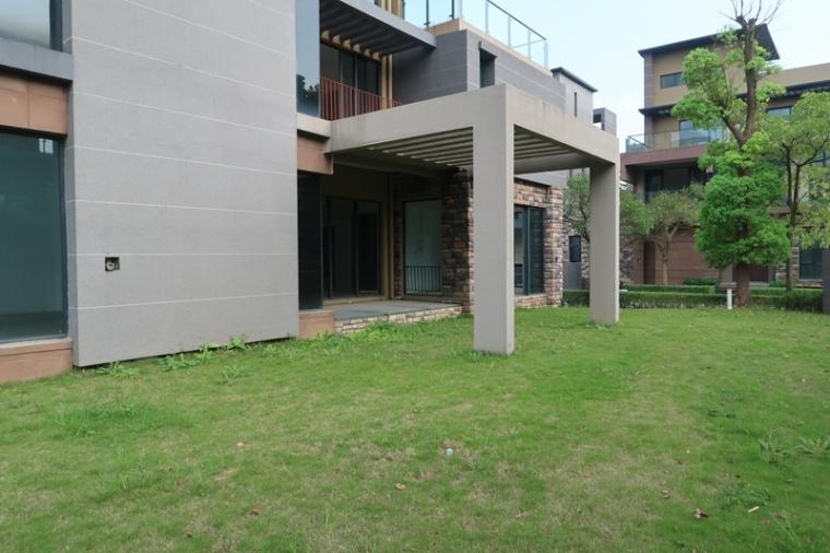 广州永和镇私家别墅花园设计鉴赏——璟轩花卉
