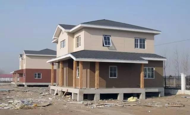 农村适合轻钢结构住宅推广吗?