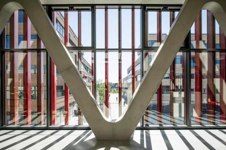 万漪景观分享--德国鲁尔西部大学新园区_10