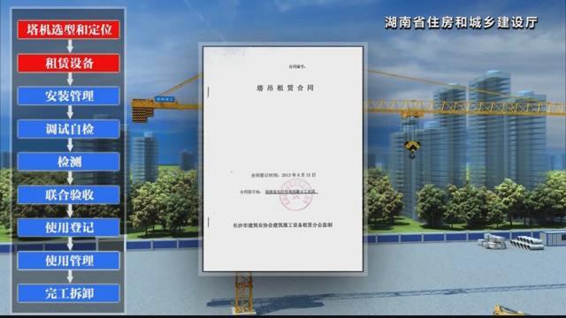 湖南省建筑施工安全生产标准化系列视频—塔式起重机_4