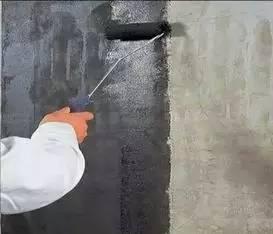 真石漆施工工艺图片注解