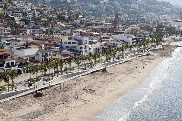 墨西哥巴亚尔塔港海滨景观设计_5