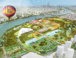 上海世博文化公园Shanghai EXPO Cultural Park