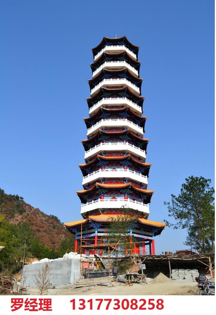 塔设计图,寺庙塔设计,古塔建筑设计图纸,仿古塔楼施工图
