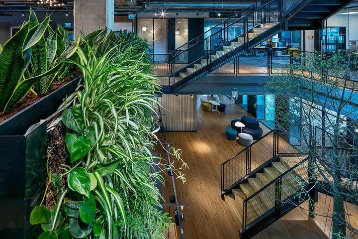 化整为零,居家式办公空间设计。
