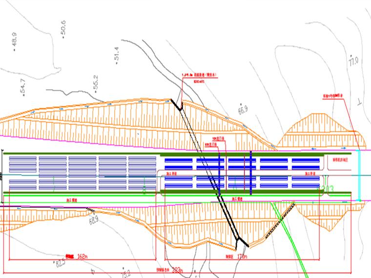 公路桥梁T梁预制及安装施工方案