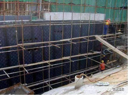 卷材柔性防水层施工基础知识