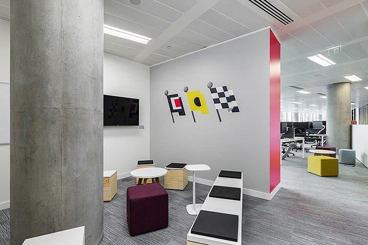 英国CrownAgents总部办公中心-8