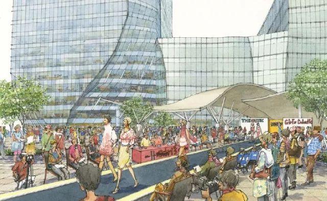 2020东京奥运会最大亮点:涩谷超大级站城一体化开发项目_35