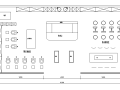 手工体验店设计施工图(含效果图)
