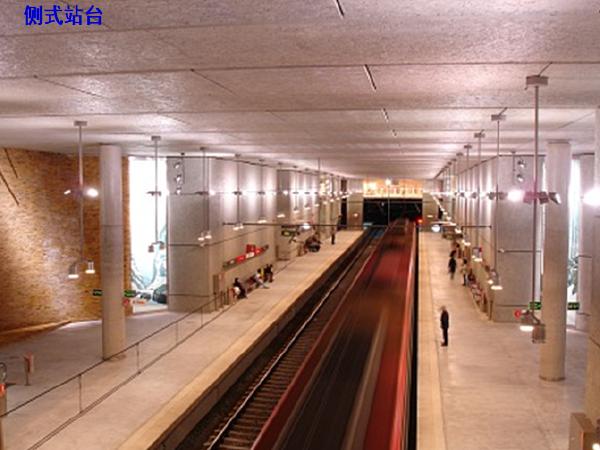 地铁车站分类介绍总结