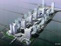 现代风格杭州滨江步行街项目规划全套文本
