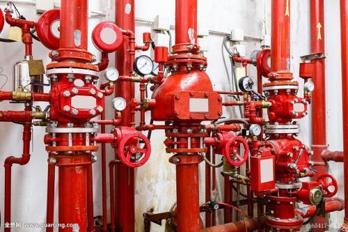 四大系统消防验收中的问题