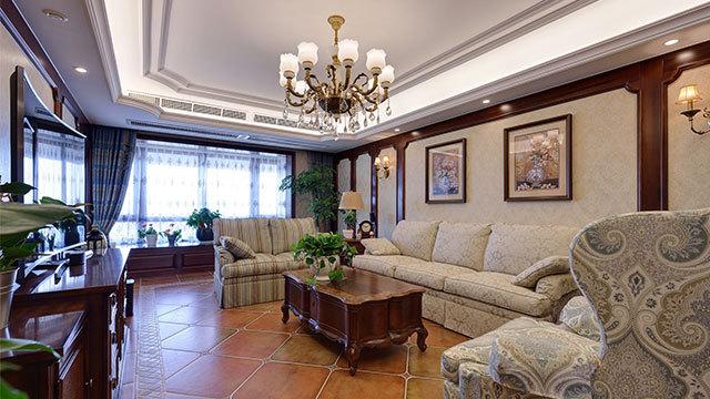 温馨大方的老房装修设计,不失格调