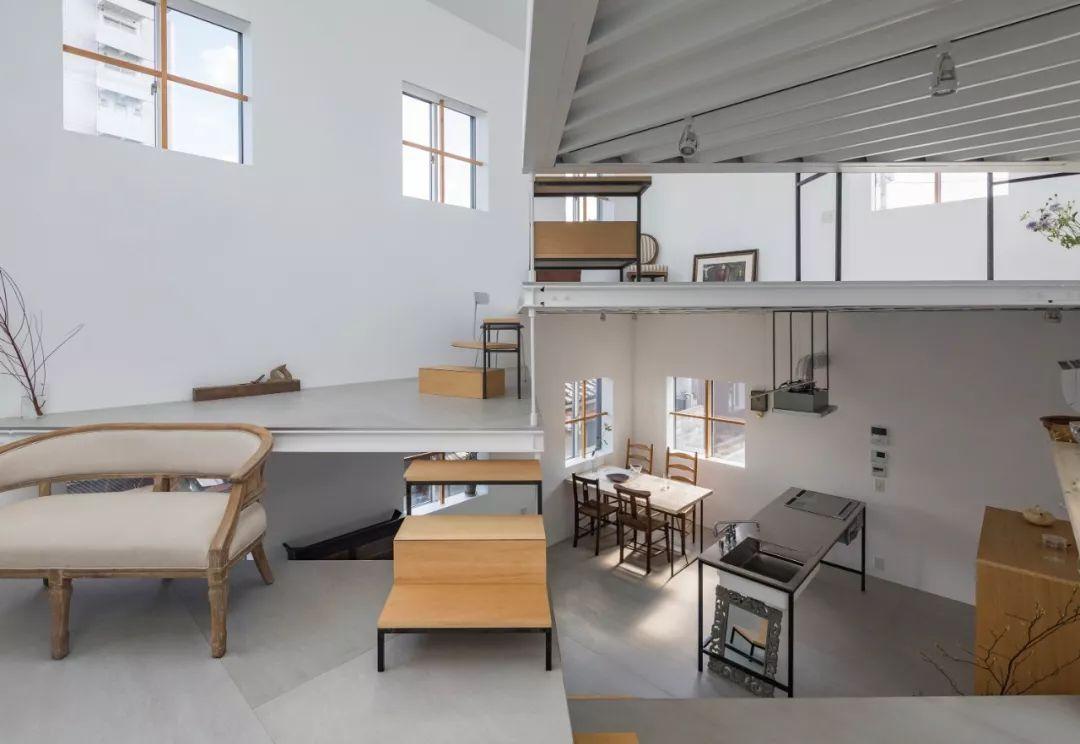 这些日本房子看着很简陋,但空间布局令人咋舌!_69