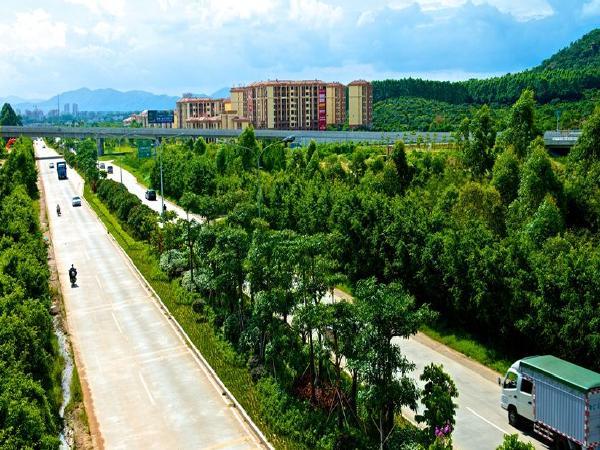 大型社区市政景观工程施工组织设计方案