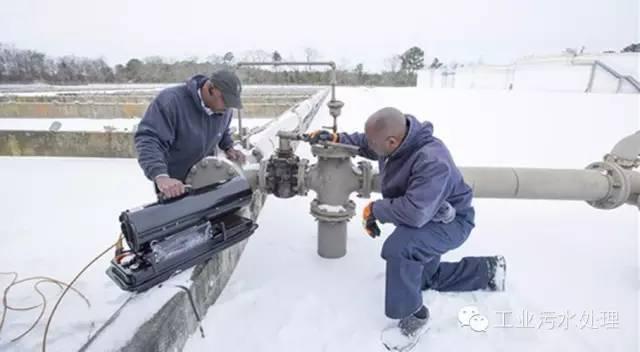 污水处理站冬季运行方案