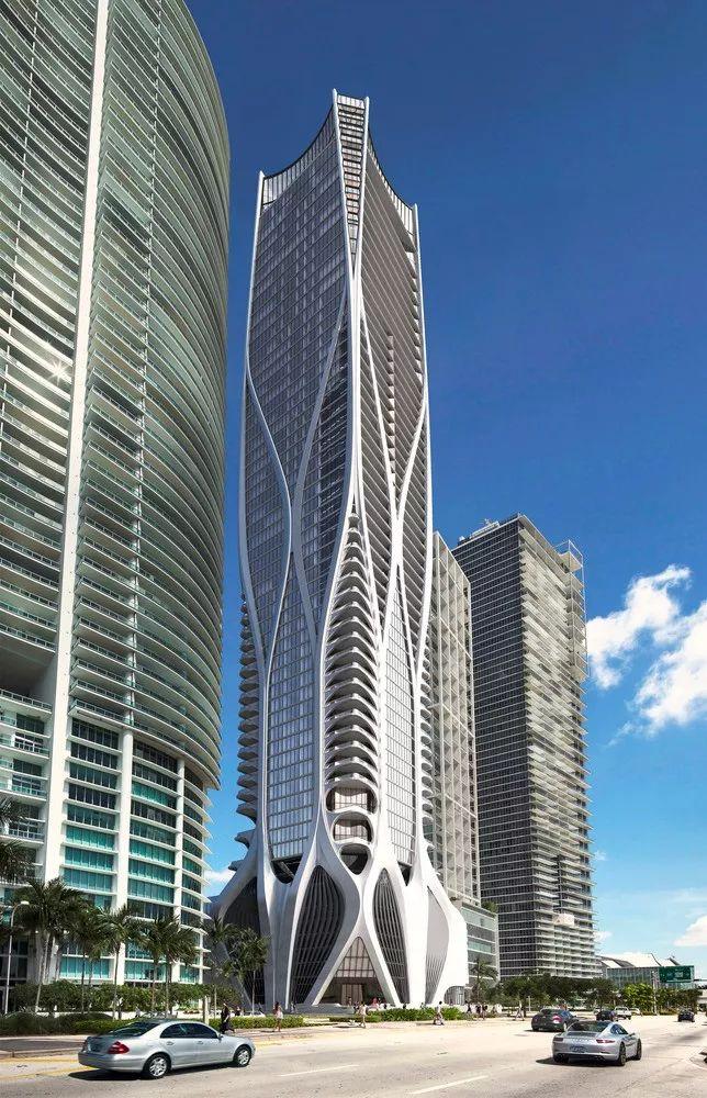 扎哈生前设计的最后一栋公寓楼,一套卖3亿_2