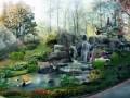 园林景观水池的施工方法和注意要点