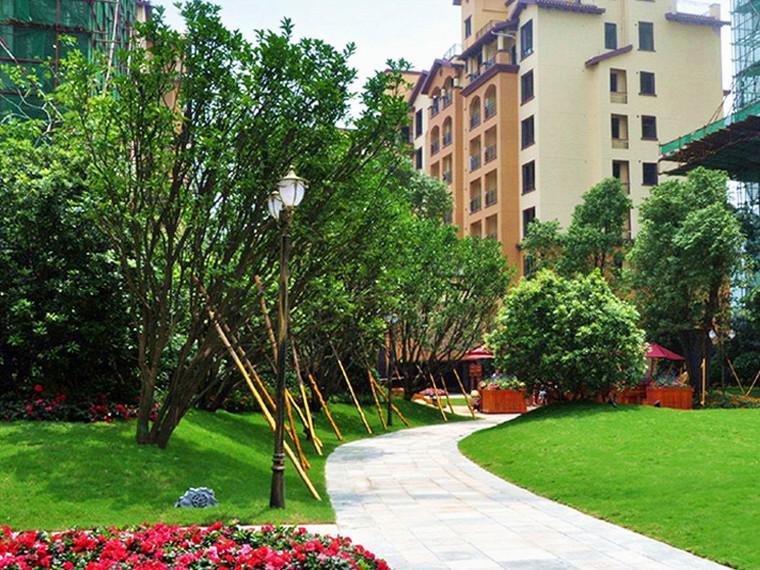 惠州园方欧洲城住宅景观