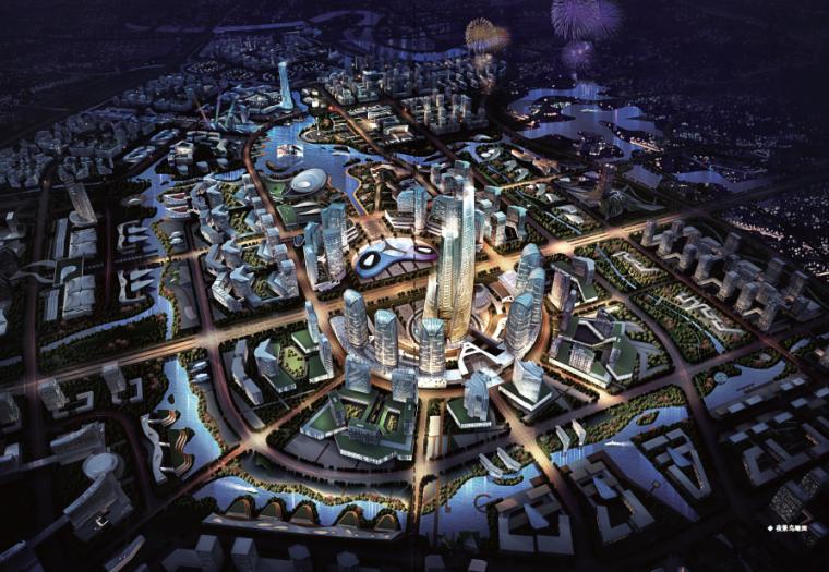 [四川]成都天府新区正兴南片区城市设计方案文本