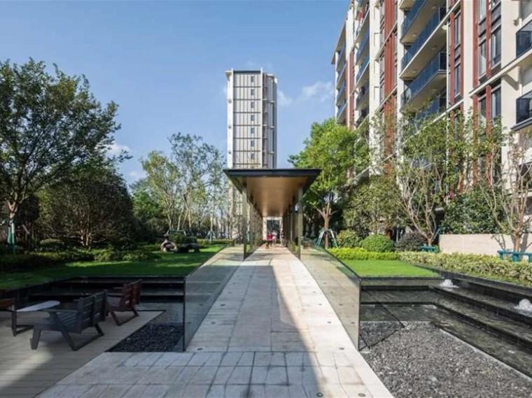 上海UNI-CITY天空之城大区景观