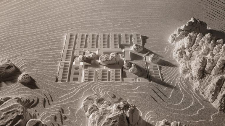 沙特阿拉伯海市蜃楼沙漠酒店-1 (7)