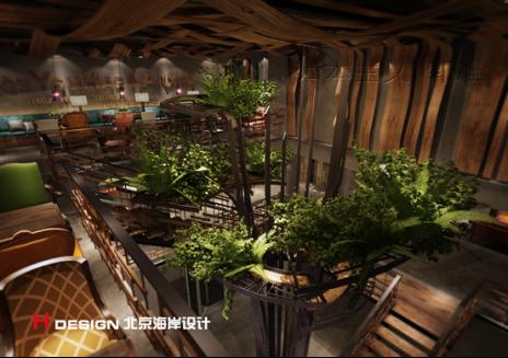 天津塘沽区咖啡厅-天津塘沽区咖啡厅设计案例第1张图片