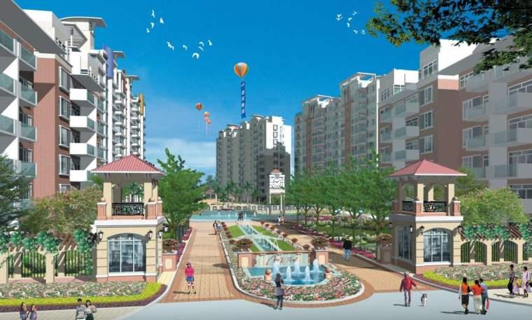 [北京]某住宅小区供暧施工组织设计