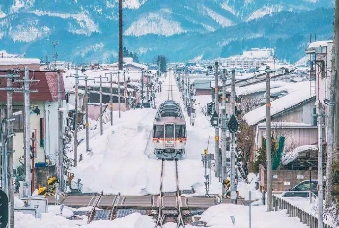 雪景大合集,看看你最喜欢哪里?_31