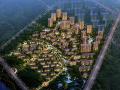 [河北]高端别墅区及高层住宅居住区建筑方案设计图纸(二)