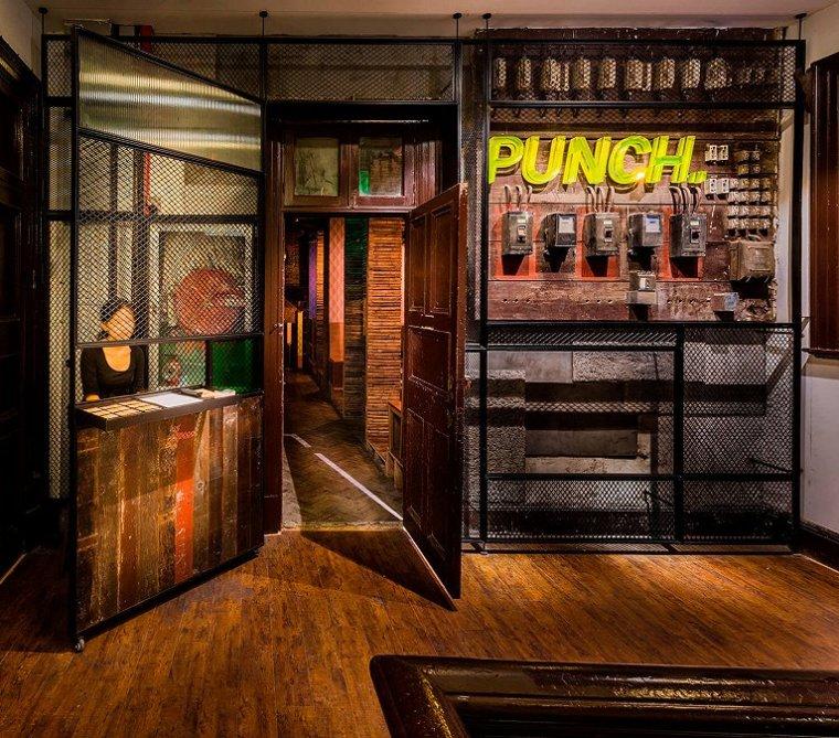上海Logan'sPunch酒吧-2