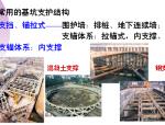 【中建】大型深基坑支护结构和施工新技术