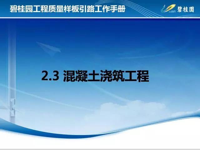 碧桂园工程质量样板引路工作手册,附件可下载!_41